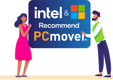 Intel & Microsoft Badge Redesign